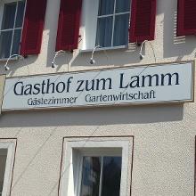 Zum Lamm Gomadingen