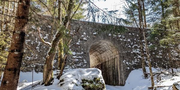 Winterwandern auf demCarl von Linde Weg