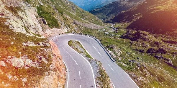 Great Saint-Bernard pass