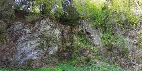 Kieselschiefer-Steinbruch Beddelhausen