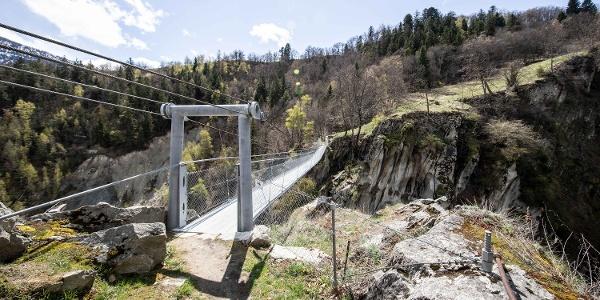 6-Tages-Wanderung Hängebrücken-Trail