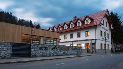 Hotel and Restaurant Triglav