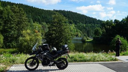 Am Kronenburger See