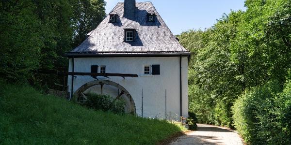 Hallenthaler Mühle im Gillesbachtal