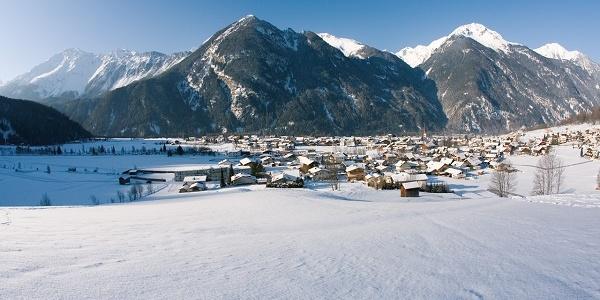 Ortsbild Umhausen