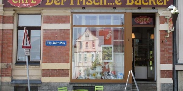 Cafe Lüpfert Falkenstein Vogtland