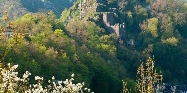 Burgruine Are bei Altenahr