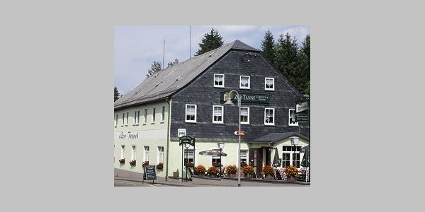 Landgasthof und Pension Zur Tanne Muldenhammer OT Tannenbergsthal