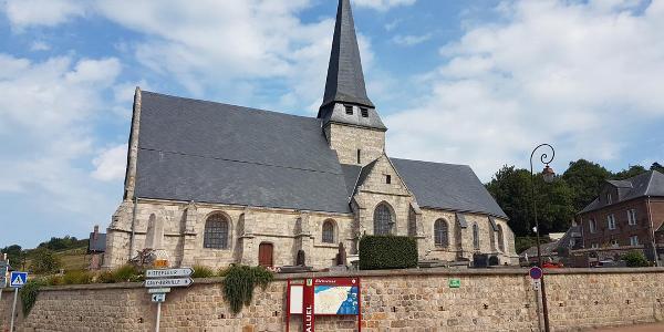 Kirche von Paluel
