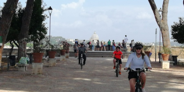 From Bicycl E Store To Villa Borghese 2 Hours Bicycle
