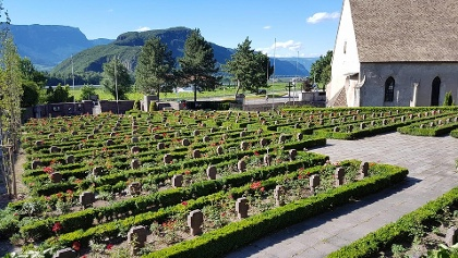 Cimitero dei soldati