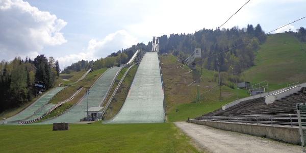 Olympiaskistadion
