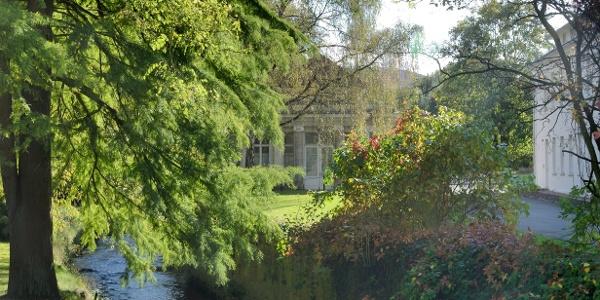 Georg Wilhelm Haus , Aue Kurpark Bad Eilsen