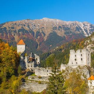 Kamen Castle, Begunje na Gorenjskem