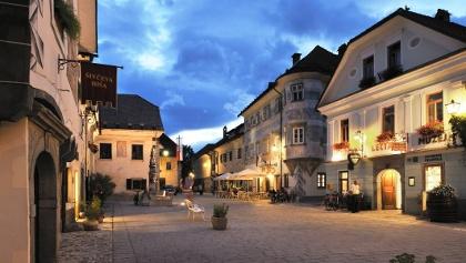 Radovljica old town