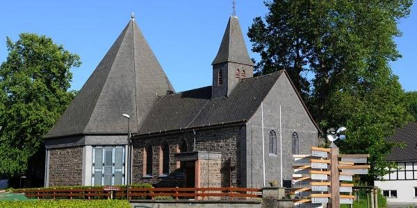 Kirche in Küstelberg