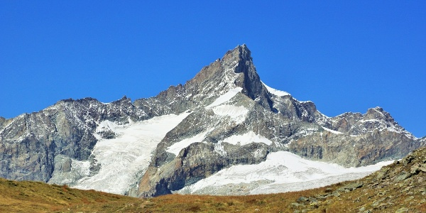Panorama vom Riffelsee aus