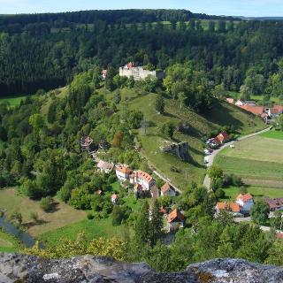 Gundelfingen / Burg Gundelfingen