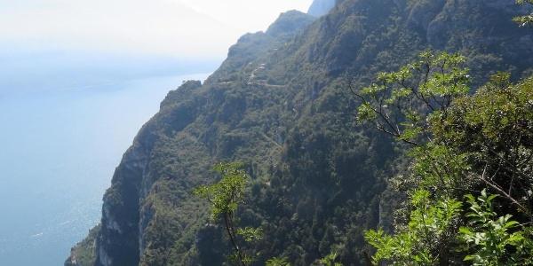 Gardasee und Pregasina