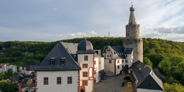 Osterburg Weida