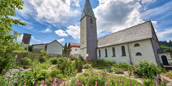 Pfarrkirche Jungholz