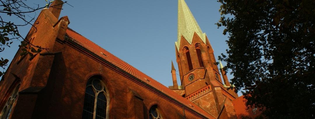 Christus- und Garnisonkirche Außenansicht