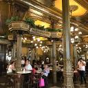 Cafe Iruna Plaza del Castillo