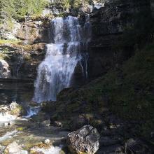 Mezzo Waterfall