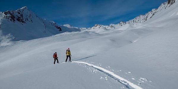Skitour Niederthai