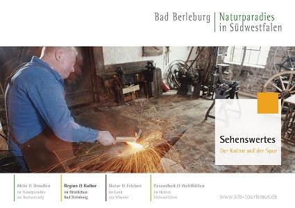 Broschüre Kultur