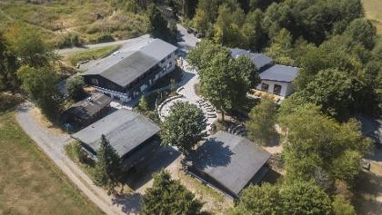 Abenteuerdorf Wittgenstein von oben