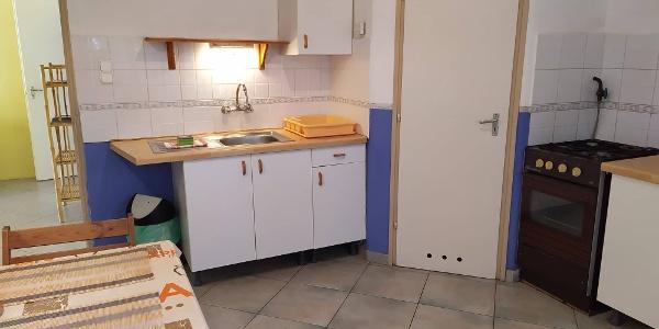 Apartman a Déliparton