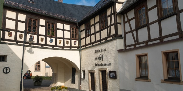 Freiberger Tor und Museum Adorf