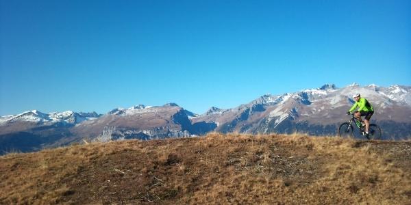 Panorama Alp Sura Flimsberg