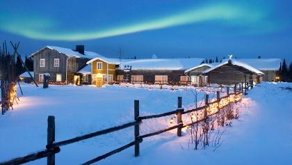 Tonttula - Elves Village: Hotelli Taivaanvalkeat
