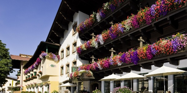 Restaurant Kirchenwirt Reith i.A. im Sommer