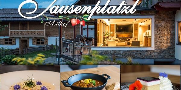 Jausenplatzl Astlhof - a cozy rest stop at Pichl Vorberg