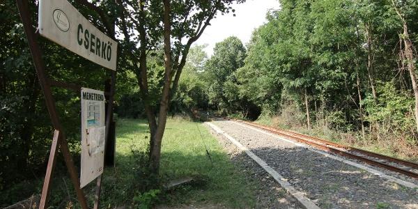 Mátravasút (Cserkő megállóhely)