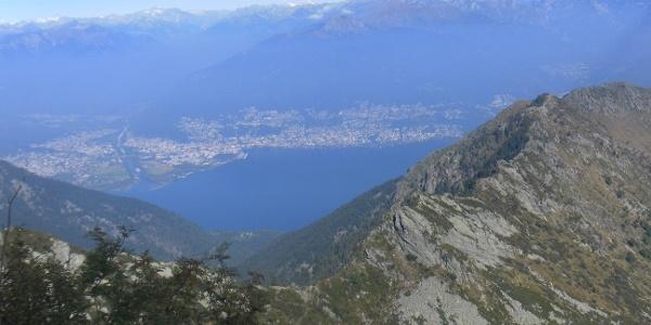 Locarno am Lago Maggiore