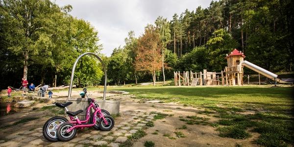 Spielplatz Bibertal