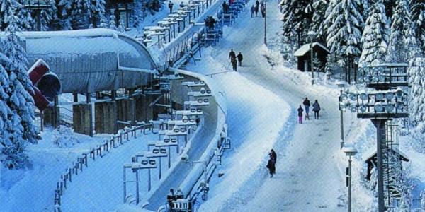 Enso Eiskanal Altenberg