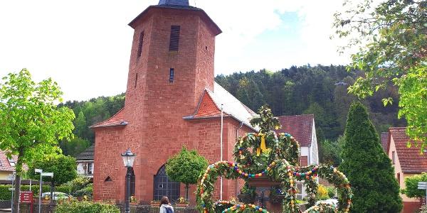 Kirche von Lug