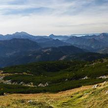 Končnikov vrh western panorama