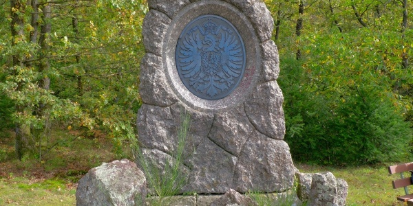Denkmal an der Teufelskanzel