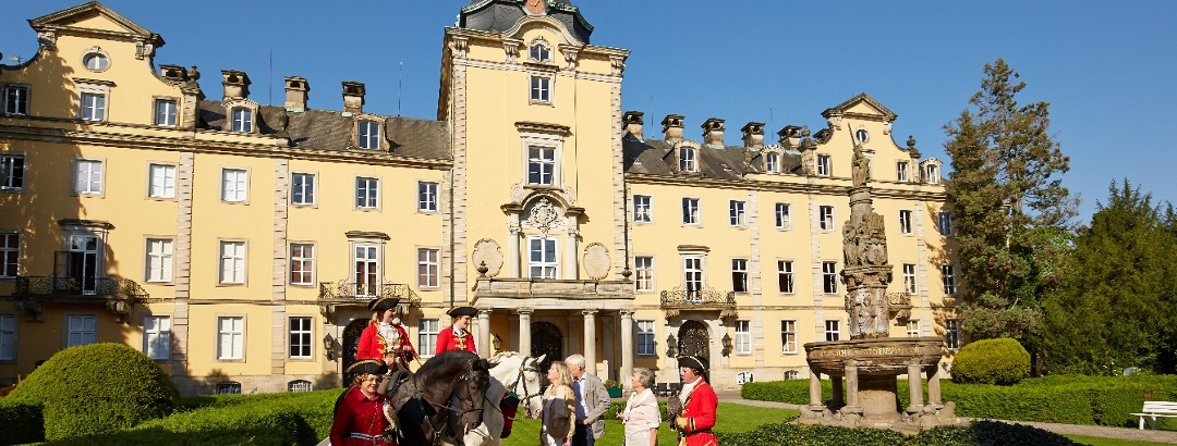 Historisches Weserbergland, Schloss Bückeburg