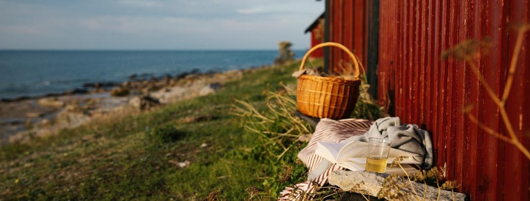 Öland: Picknick an den Neptunsfeldern