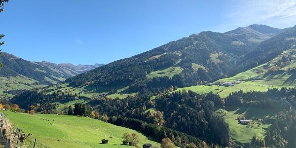 Naschberg, Reith i. A. Richtung Wiedersbergerhorn