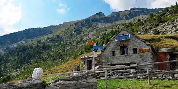 Rifugio Alpe Costa