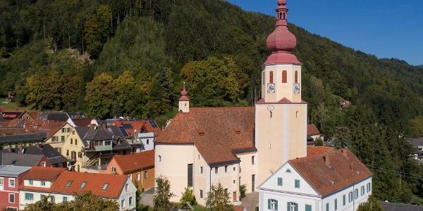Pfarrkirche Anger | Orgelwandern