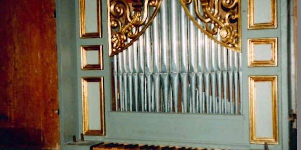 Orgel in der Ulrichskirche | Orgelwandern